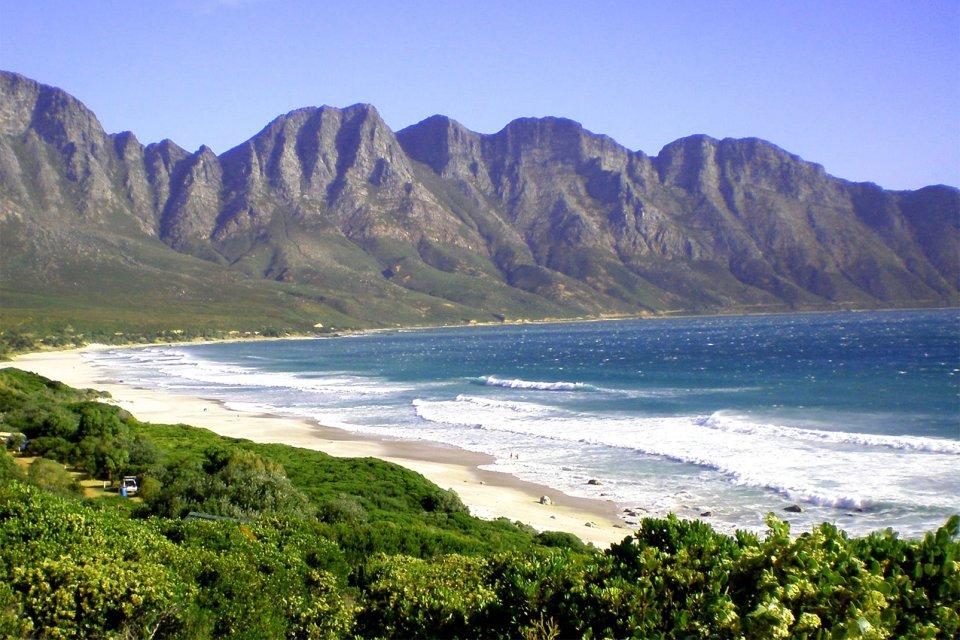 Costa selvaggia di Eastern Cape, Il Northern Cape, I paesaggi, Sudafrica