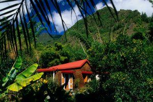 Creole architecture , Réunion