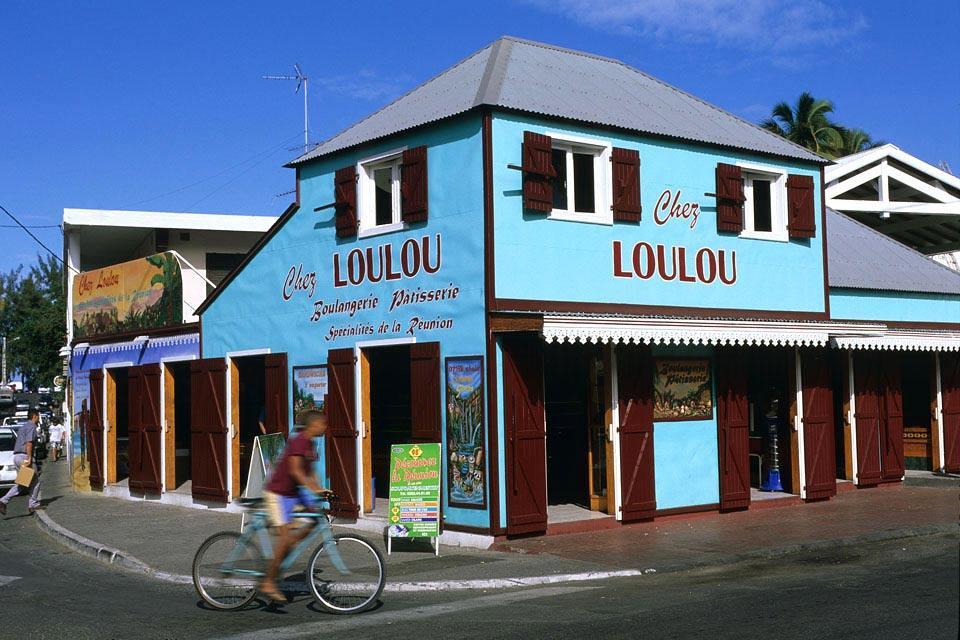 L'architecture créole , Réunion