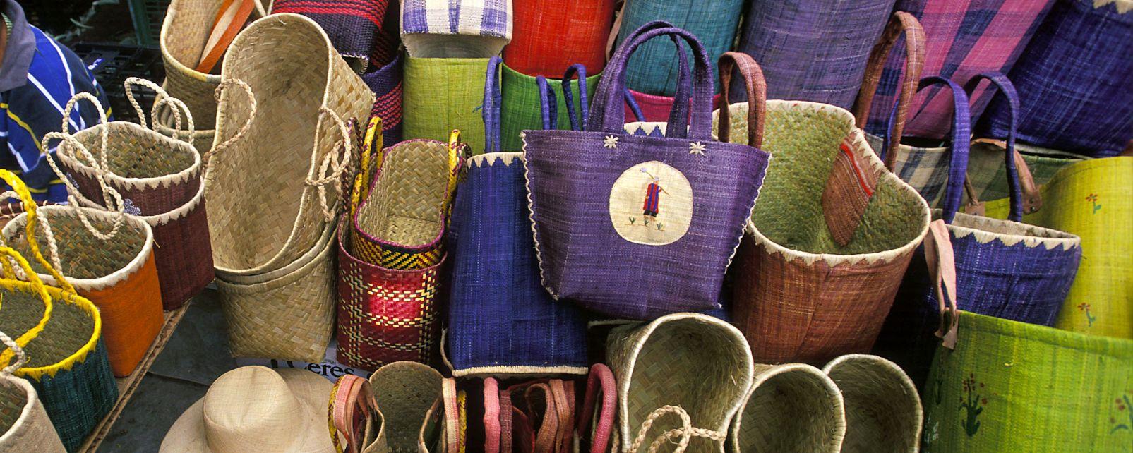La cestería, Arte y cultura, Reunión
