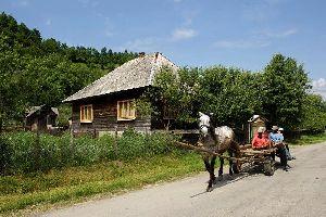 La regione della Maramures , La regione del Maramures , Romania