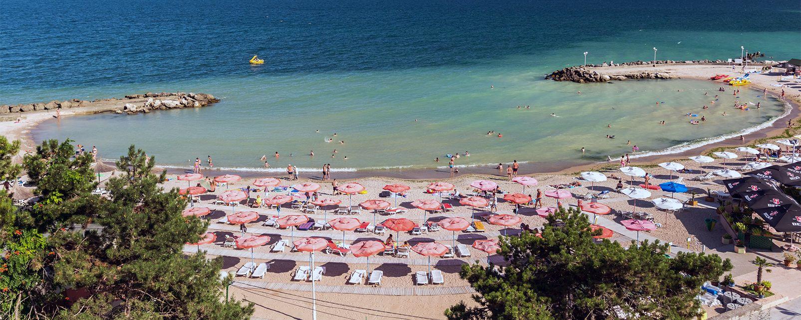 Eforie, Balneoclimatic resorts, Coasts, Romania