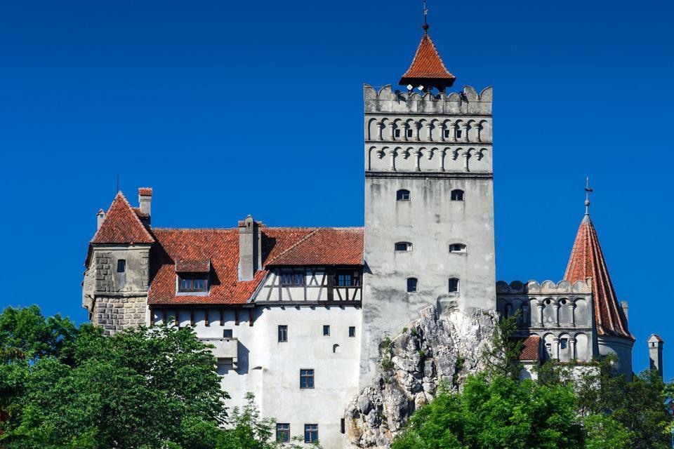 Dracula , Roumanie