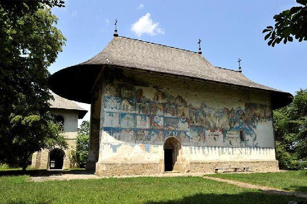 Les monastères de Bucovine , Roumanie