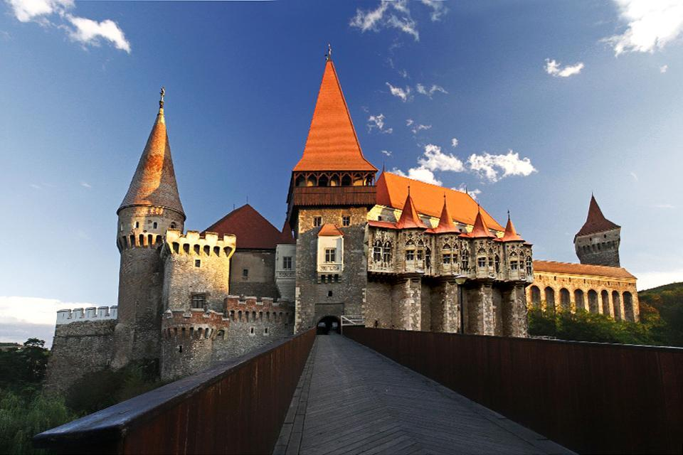 Connu Le château de Dracula - Roumanie BX03
