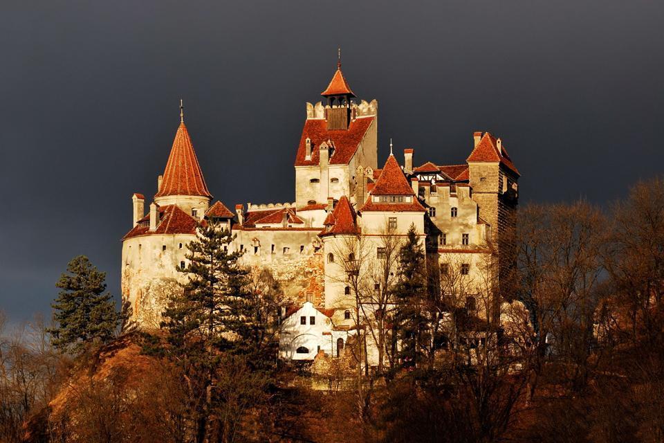 Los castillos de Drácula , Un monumento histórico catalogado , Rumanía