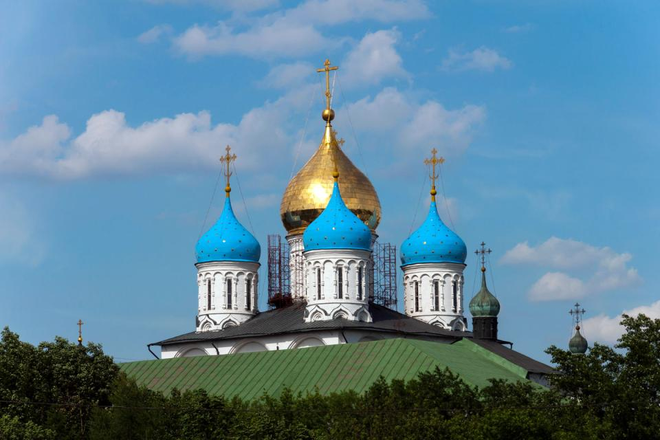 Monasteries , The Novodevichy Convent , Russia