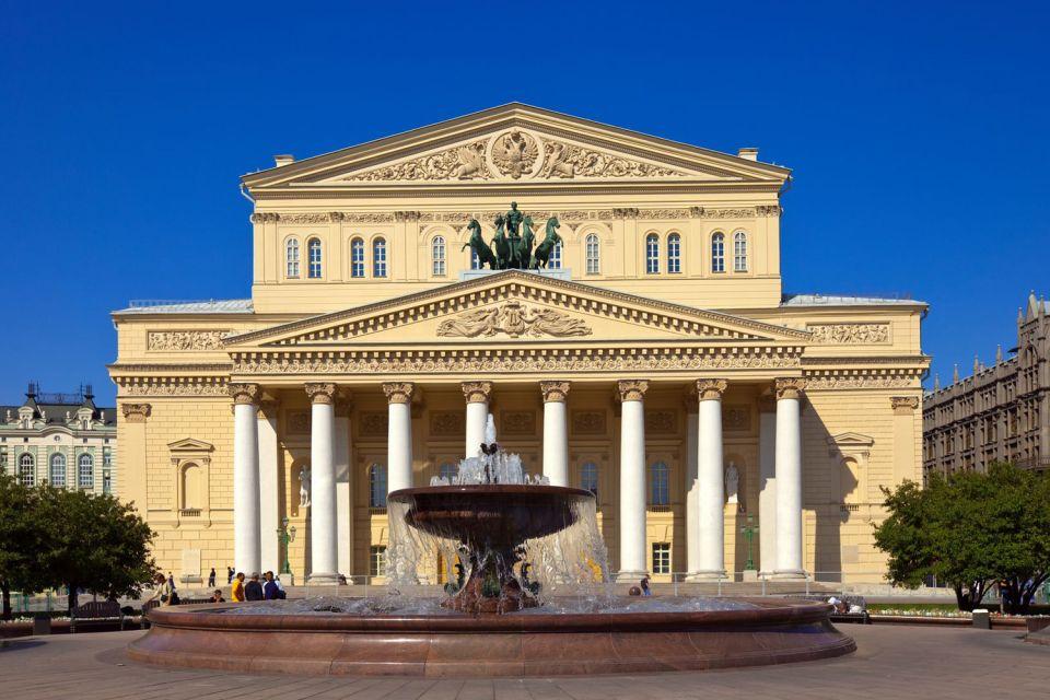 Klassische Musik, Theater und Konzerte, Die Künste und die Kultur, Moskau, Umgebung Moskau
