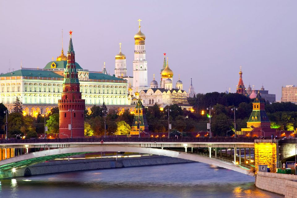 The Kremlin , The heart of Russia , Russia