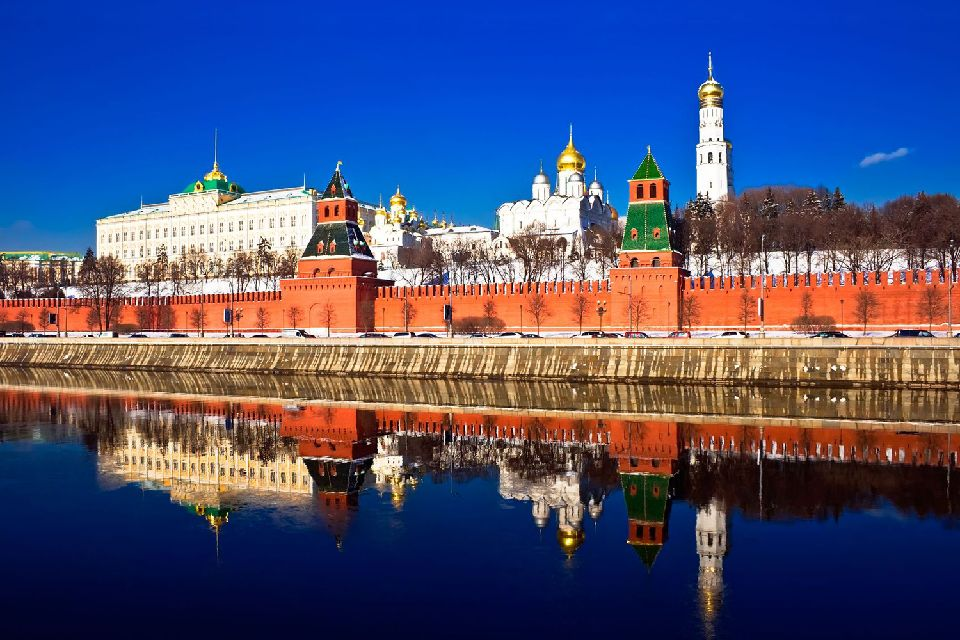 El Kremlin , Rusia