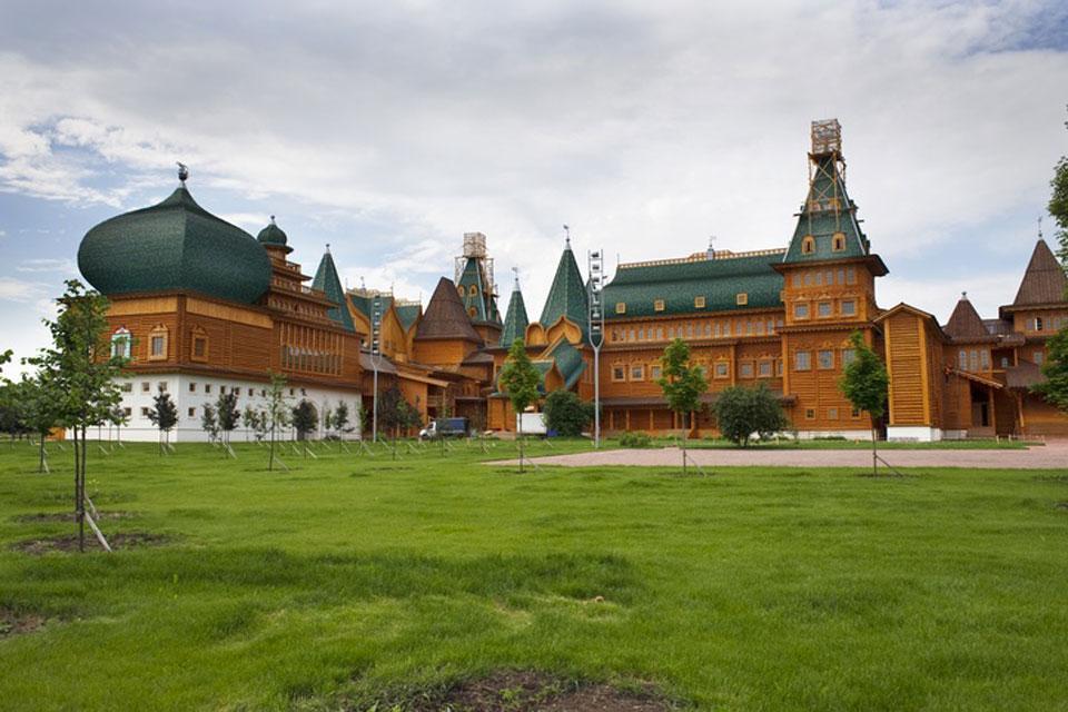 I parchi , Il piccolo parco culturale di Fili , Russia