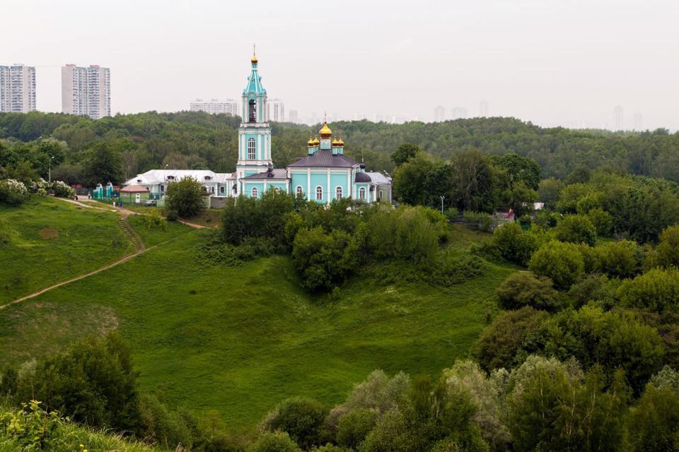 I parchi , Russia