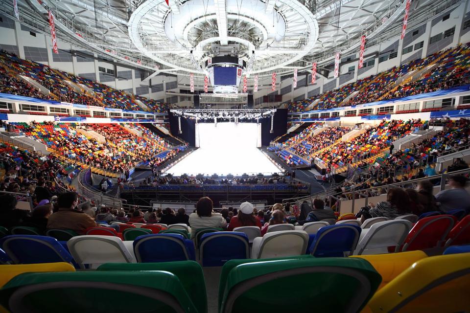Sports , Russia