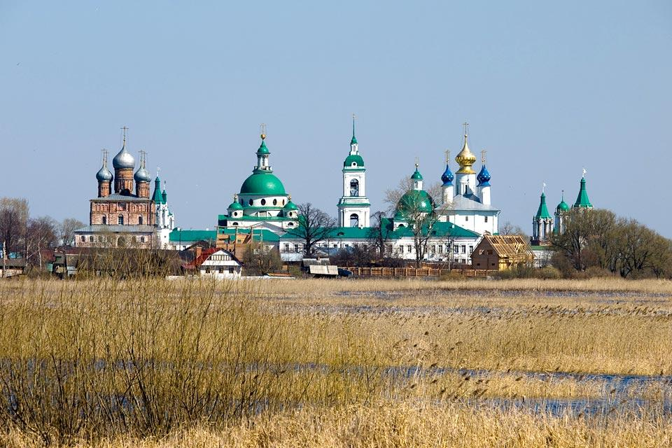 The Golden Ring , Russia