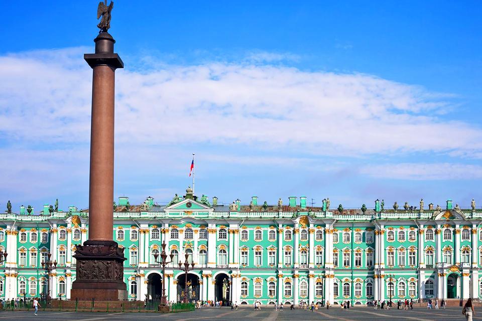 Die Eremitage , Russland