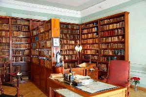 Les musées Pouchkine et Dostoïevski , Russie