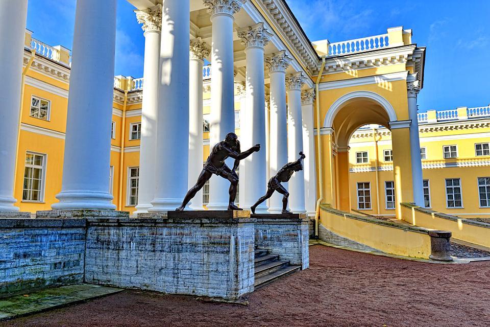 Tsarskoïé Selo , Russia