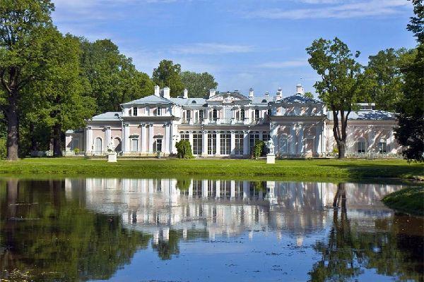 3)El palacio de Lomonosov , Lomonossov , Rusia