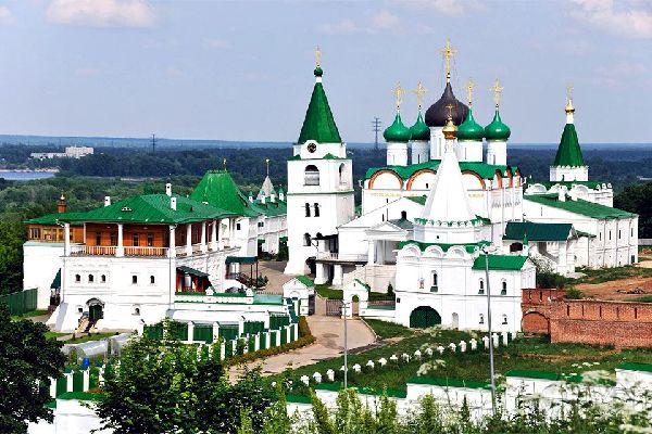 Die Sehenswürdigkeiten von Nowgorod , Nowgorod , Russland