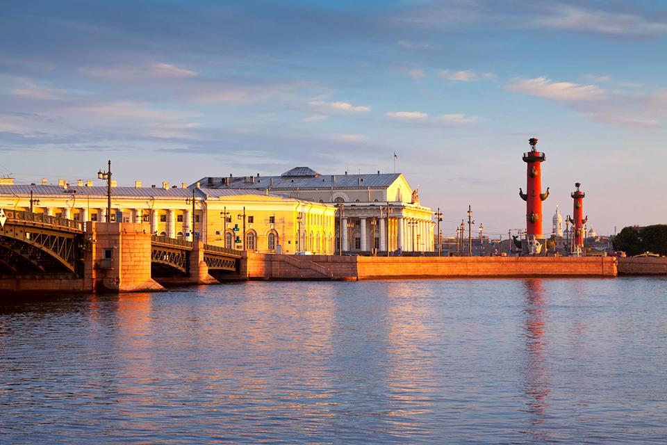 Vassilievski Island , Russia