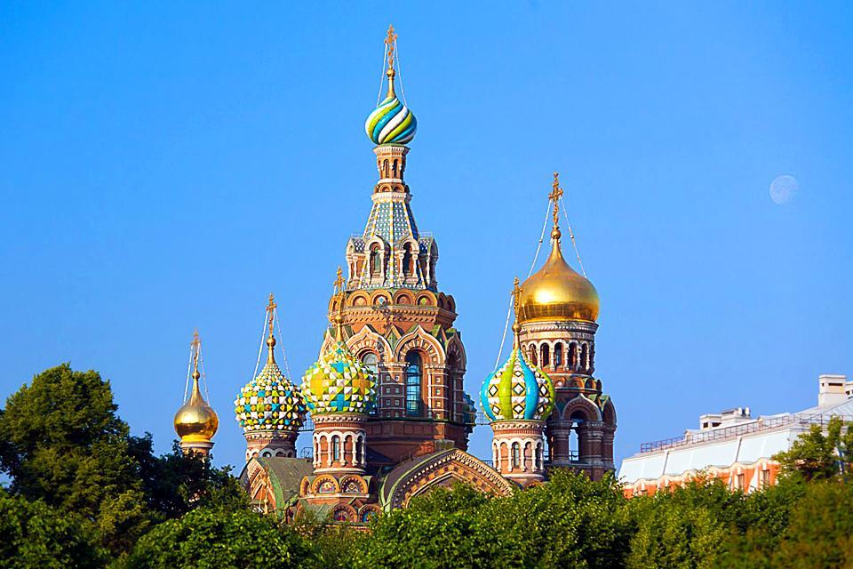 Il quartiere del Campo Marzio , Russia