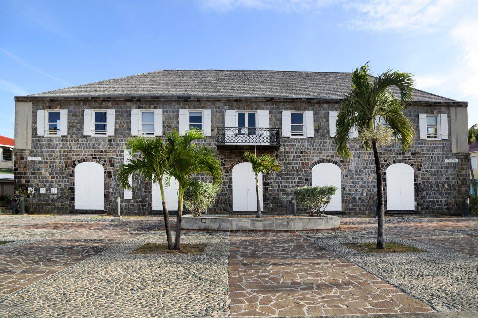 Il museo comunale, Le arti e la cultura, Saint-Barthélemy