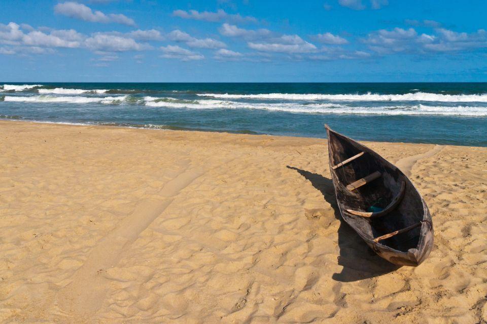 Aného, Las costas, Togo