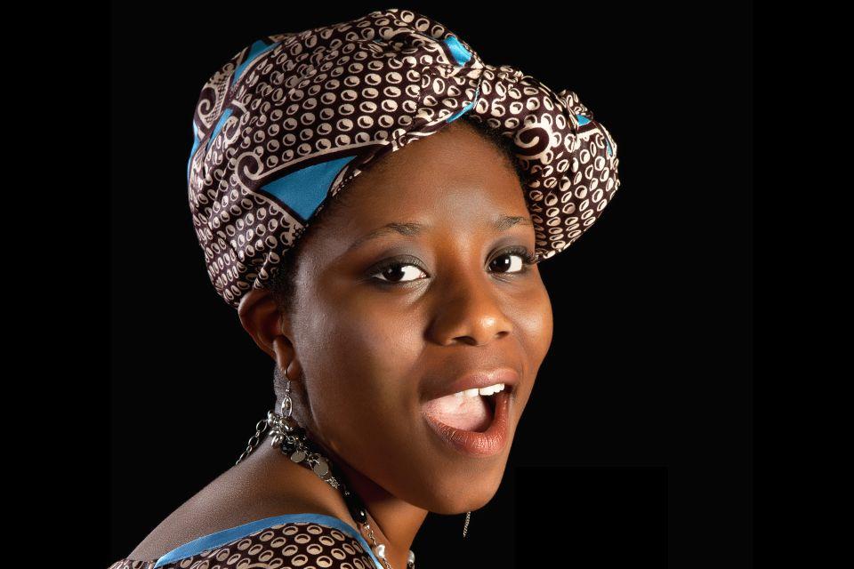 El canto y la danza, Los cantos y el baile, Arte y cultura, Togo