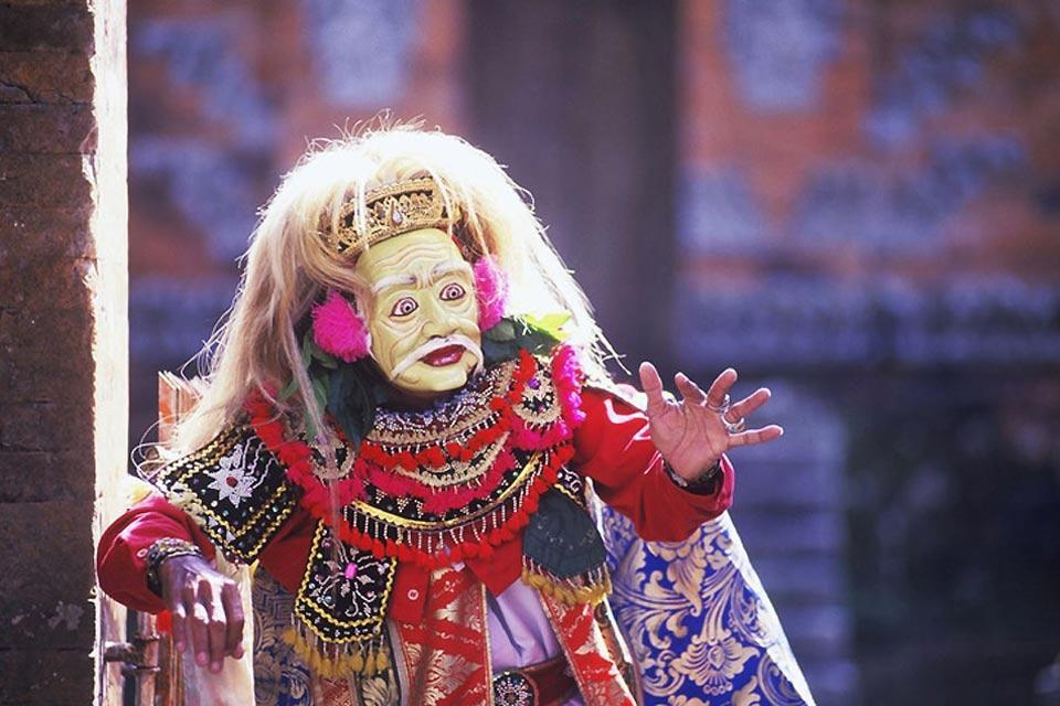 Gli spettacoli , Le arti della scena , Indonesia