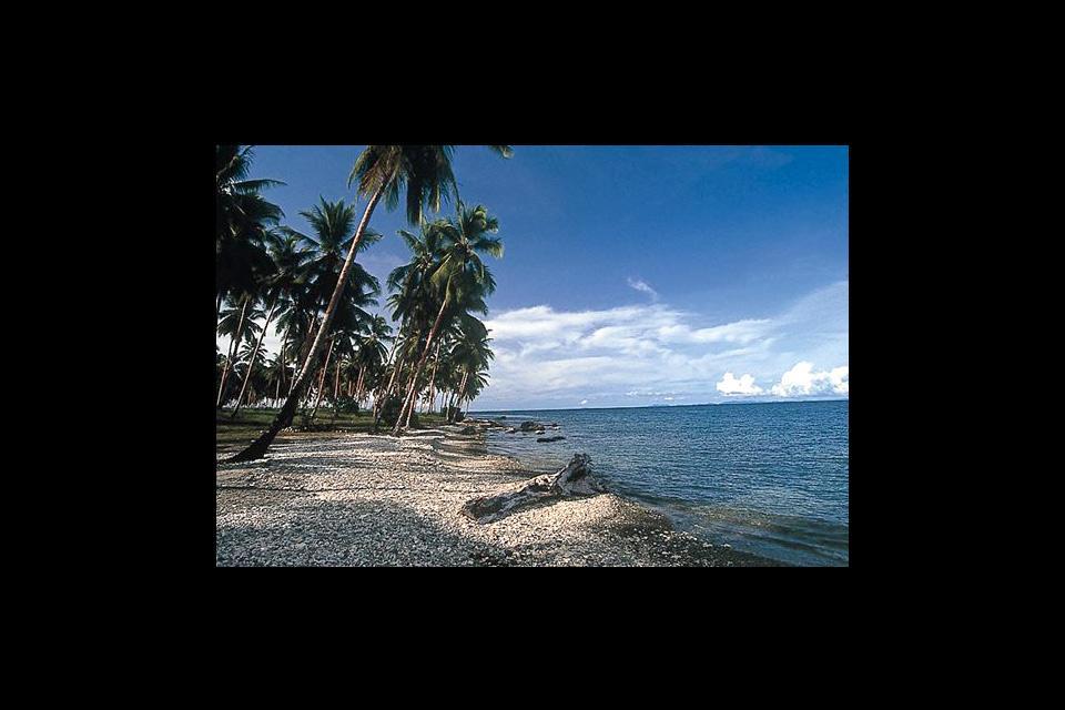 Die Insel Malaita , Salomon-Inseln