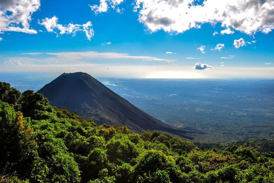 El Parque Nacional Cerro Verde , El Parque Nacional de Cerro Verde , El Salvador