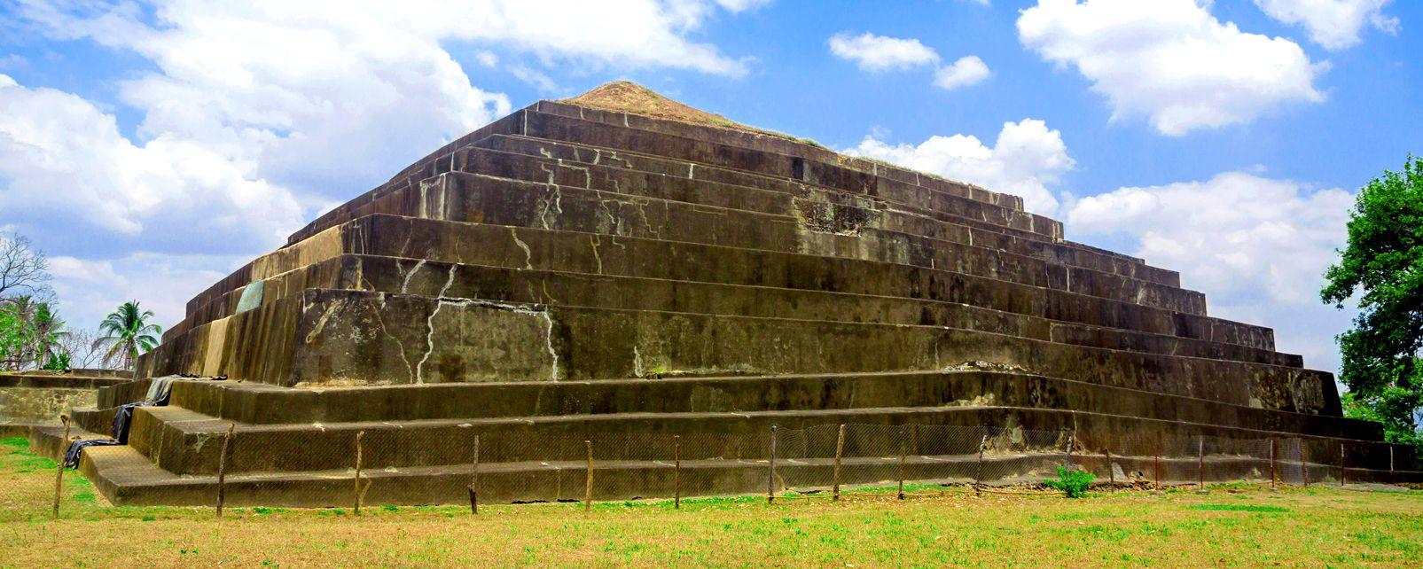 Les ruines de Tazumal , Salvador