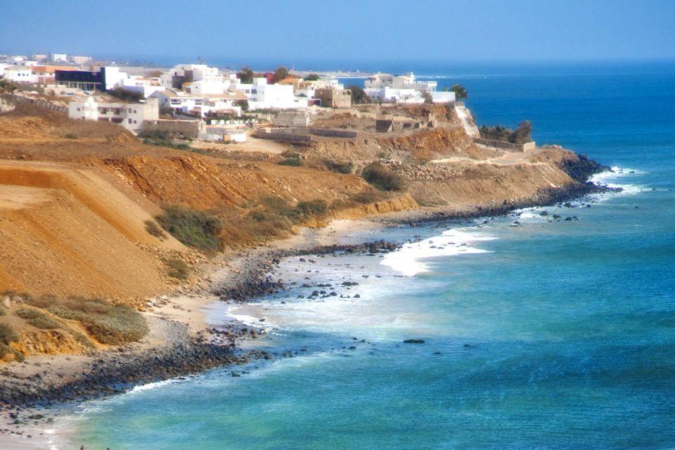 La pen nsula de cabo verde senegal - Cabo verde senegal ...