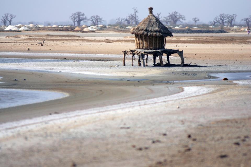 Il delta del Sine-Saloum , Granaio , Senegal