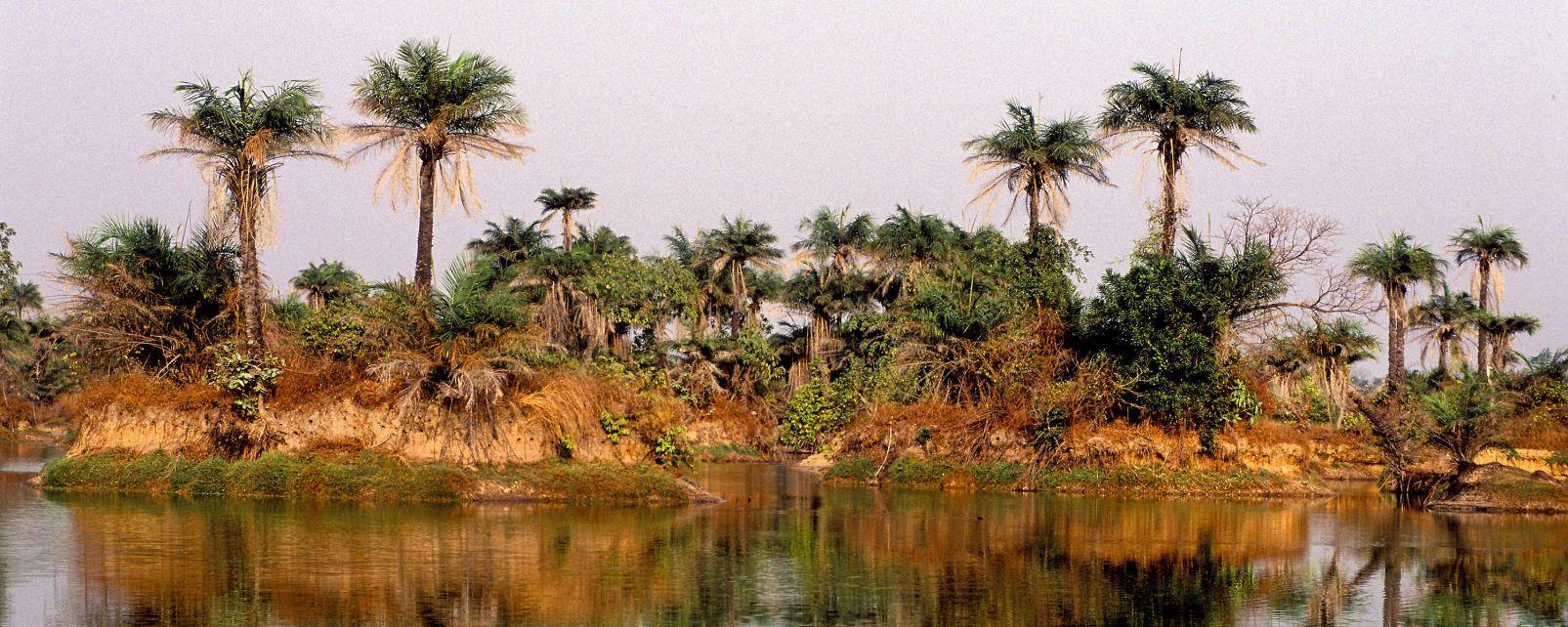 Casamance, Die Landschaften, Senegal