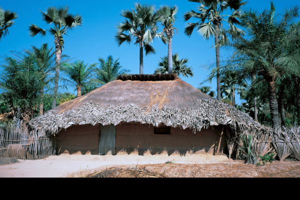 Cap Skirring Beach, Casamance, Landscapes, Senegal