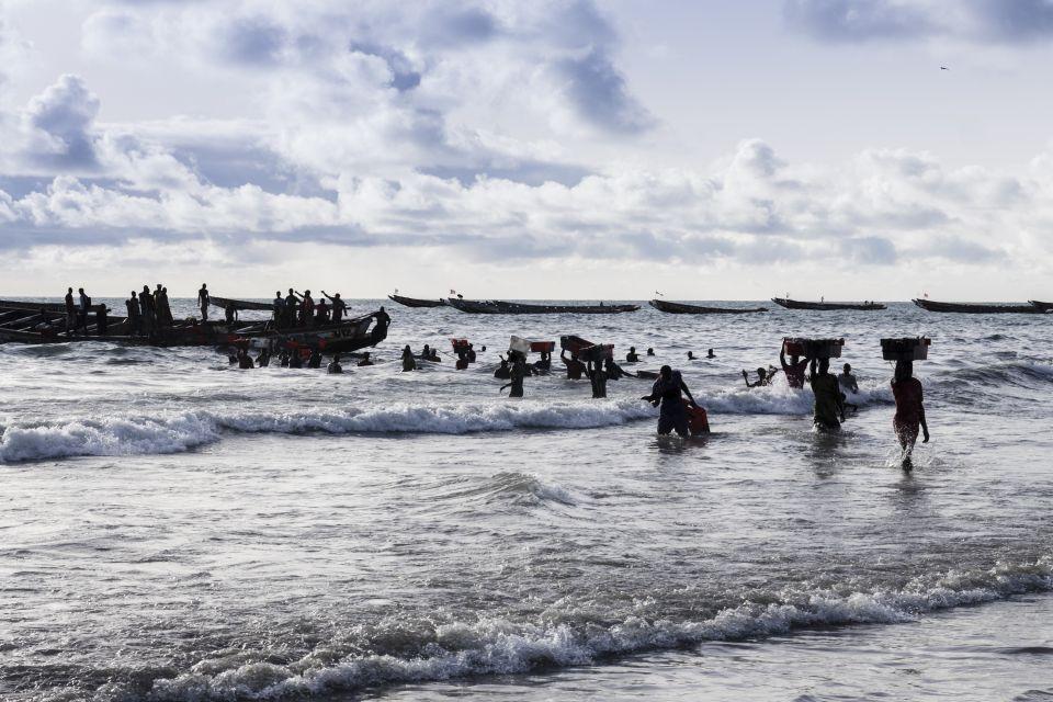 Passeggiata in Casamance, La Casamance, I paesaggi, Senegal