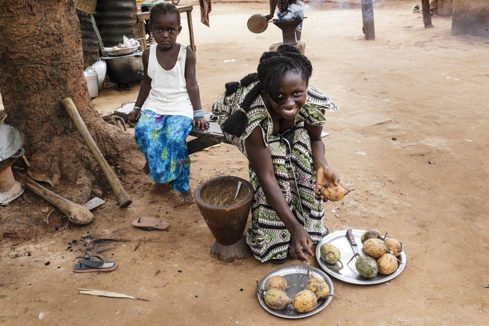 Passeggiata in calesse, La Casamance, I paesaggi, Senegal