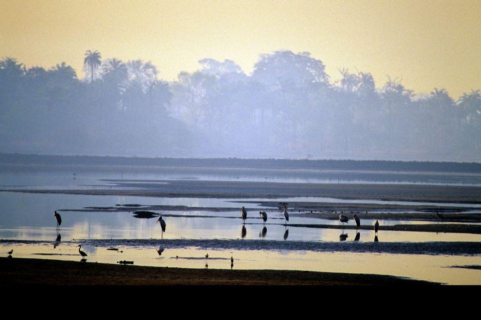 Aeroporto di Ziguinchor, La Casamance, I paesaggi, Senegal