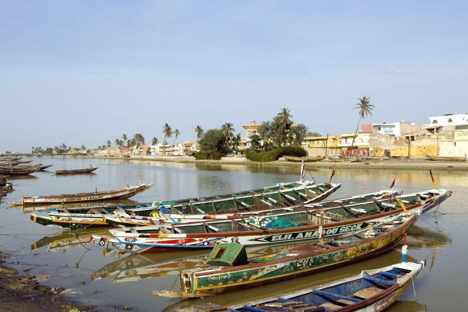 Il fiume Senegal, I paesaggi, Senegal