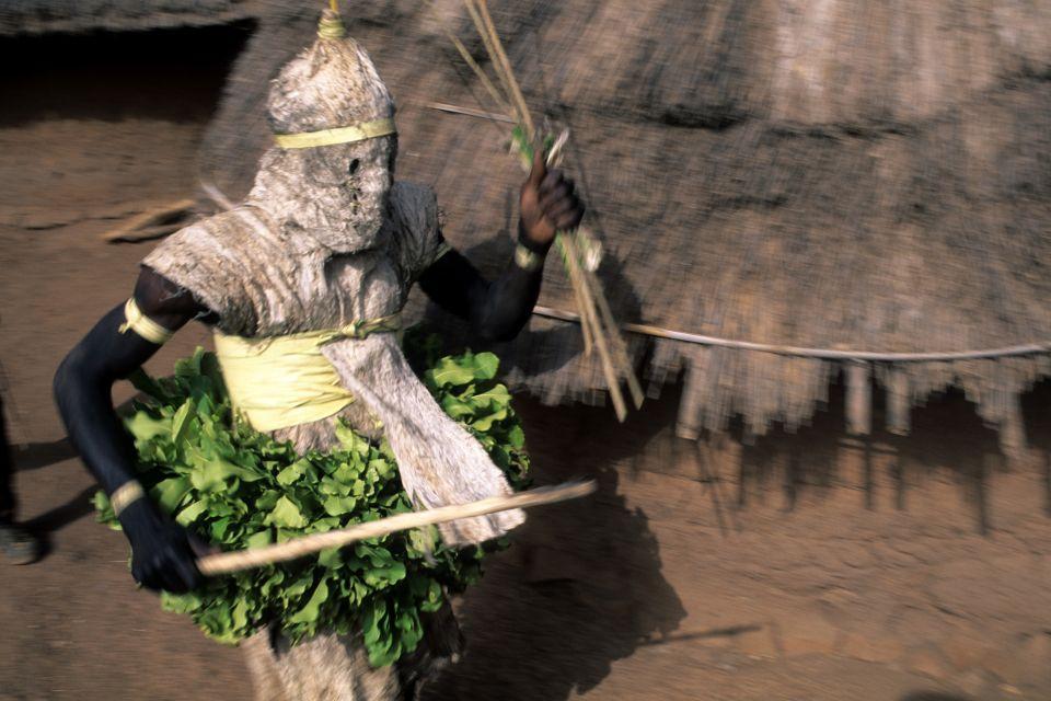 , La región de Tambacunda, Los paisajes, Senegal