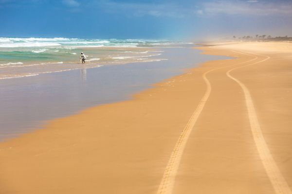 Les côtes, Afrique, sénégal, atlantique, petit côte, pêche, plage