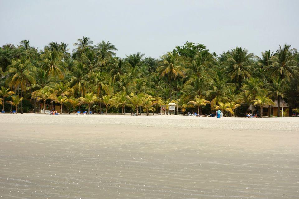 Entspannung in Cap Skirring, Cap Skirring, Die Küsten, Senegal