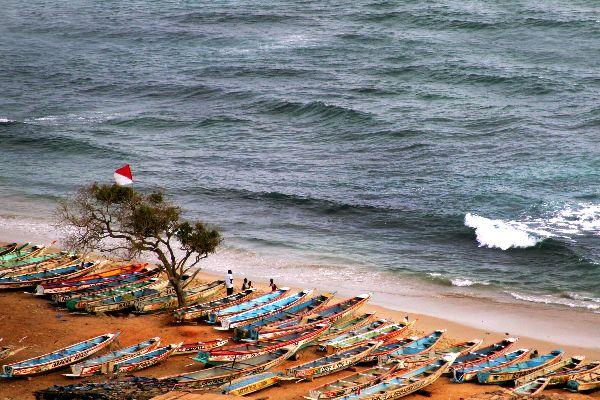 L'isola di Gorée , Senegal
