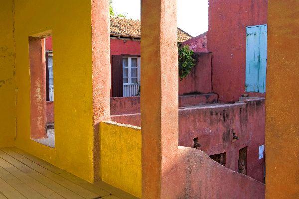 Goree Island , The Museum of Women , Senegal
