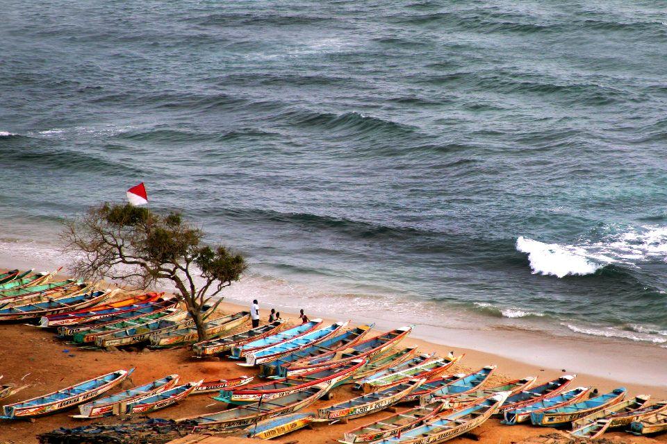 Die Insel Goree , Senegal