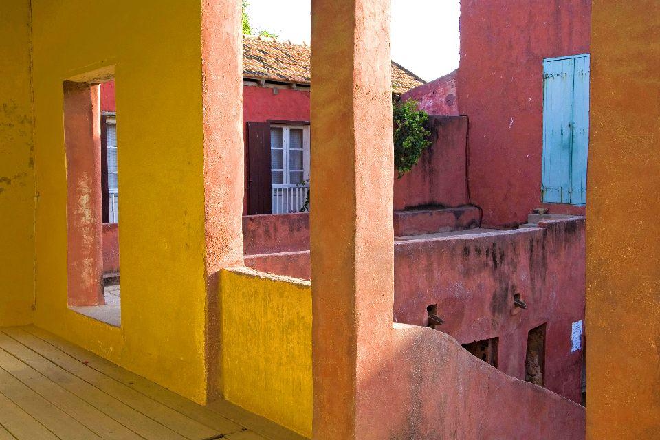 L'isola di Gorée , Il museo della donna , Senegal