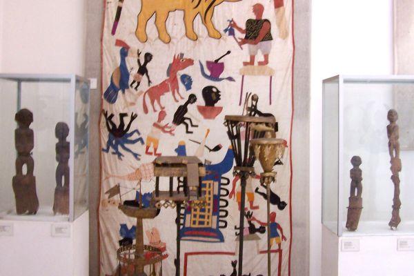 Il museo dell'Ifan, Le arti e la cultura, Senegal