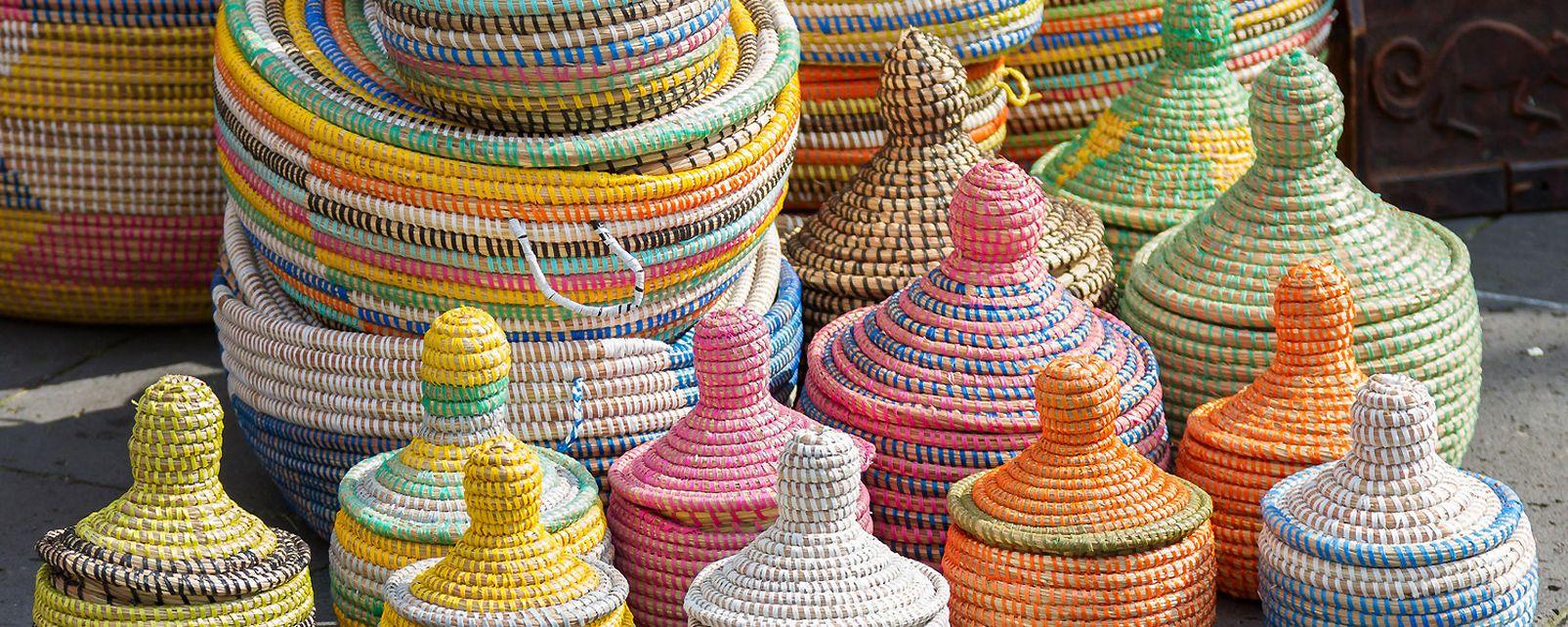 Manufactures Sénégalaises des Arts Décoratifs, Die Herstellung von Dekorationsgegenständen, Die Künste und die Kultur, Senegal