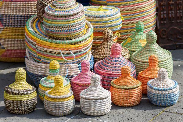 La manifattura delle Arti decorative, La manifattura delle arti decorative, Le arti e la cultura, Senegal